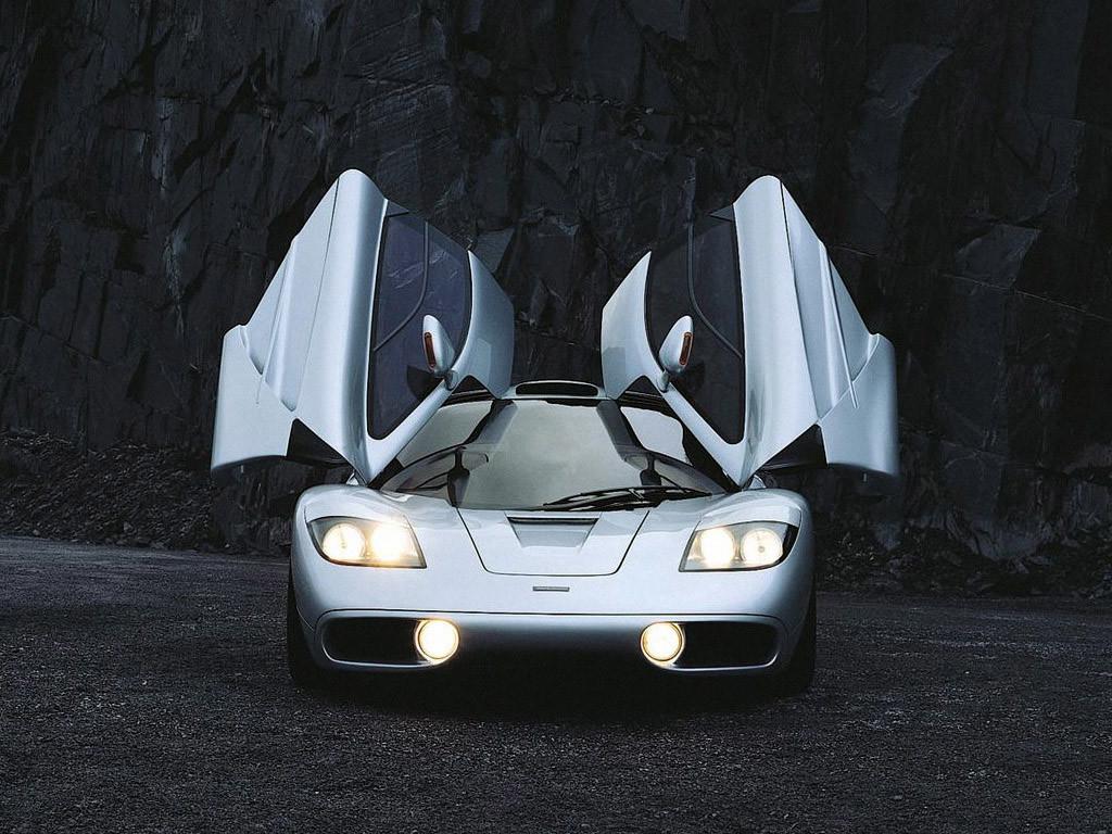 Mclaren F1 Xp3 1993