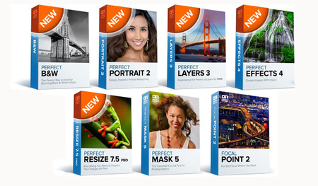 Modulos de Perfect Photo Suite 7