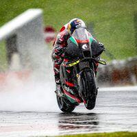 Andrea Dovizioso seguirá siendo probador de Aprilia con la vista puesta en un regreso a MotoGP en 2022