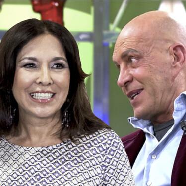 Kiko Matamoros destapa su romance frustrado con Isabel Gemio por este extraño motivo