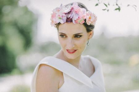 Las novias de Raimon Bundó son tradicionales pero poco convencionales