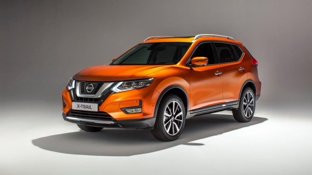 Nissan X Trail 2017 1