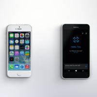 Microsoft compara Cortana con Siri en su último anuncio
