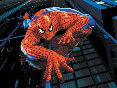 ¿Por qué Spiderman estaba delgado?