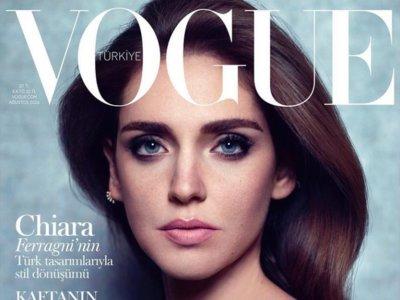 Chiara Ferragni vuelve a protagonizar otra portada de Vogue: ya solo le quedan 20 para hacerse todas