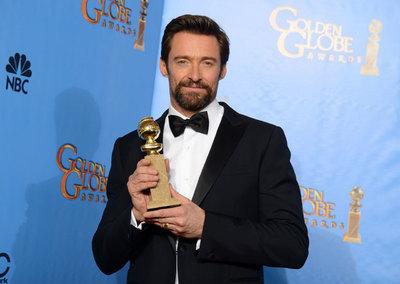 Los hombres mejor vestidos en los Globos de Oro 2013