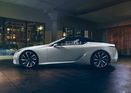 Lexus Lc Convertible Concept 2019 1280 04
