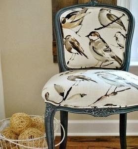Dale un aire nuevo a tus sillas con tapizados XXL