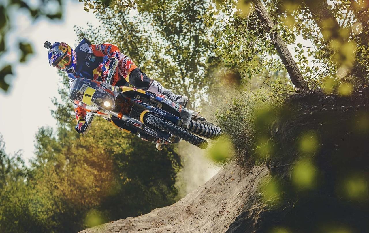 Foto de KTM 450 Rally (27/47)