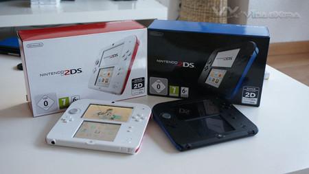 Nintendo 2DS: análisis