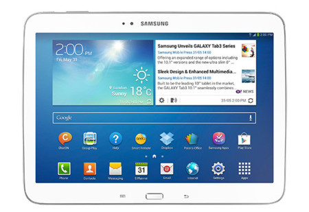 Galaxy Tab 3 10