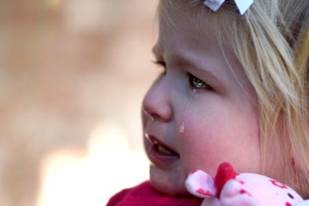 Una madre hace una lista con las 44 cosas que provocaron una rabieta a su hija de 3 años ¡en un solo día!