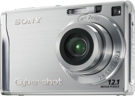 Sony CyberShot DSC-W200, W90 y W80
