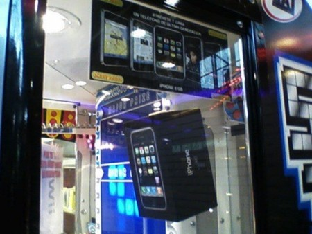 iPhone en maquina2