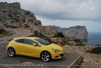 Opel Astra GTC, presentación y prueba en Mallorca (parte 1)