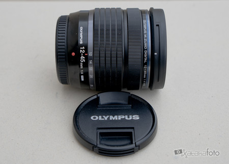 Olympus Zuiko 12 45 F14 Pro