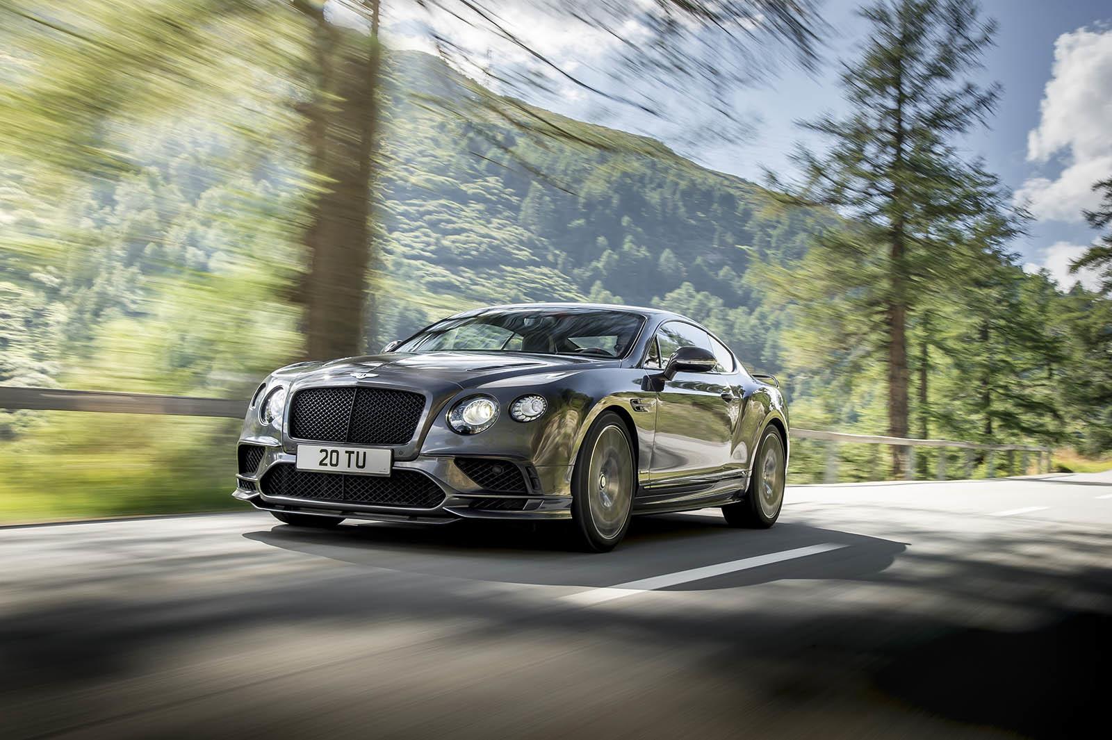 Foto de Bentley Continental GT Supersports 2017 (3/13)