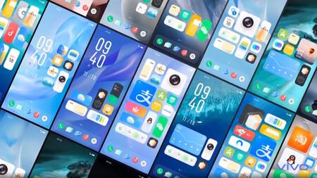 Vivo presenta OriginOS, una nueva interfaz completamente rediseñada para sus móviles