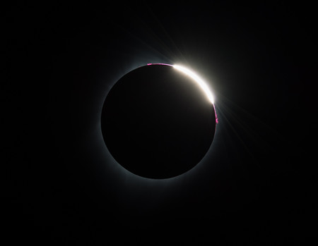 Eclipse Solar 2017 Nasa 7