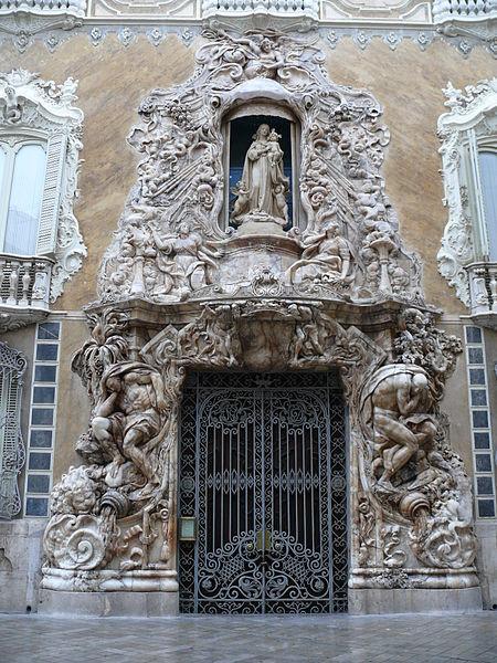 El Palacio Del Marques De Dos Aguas