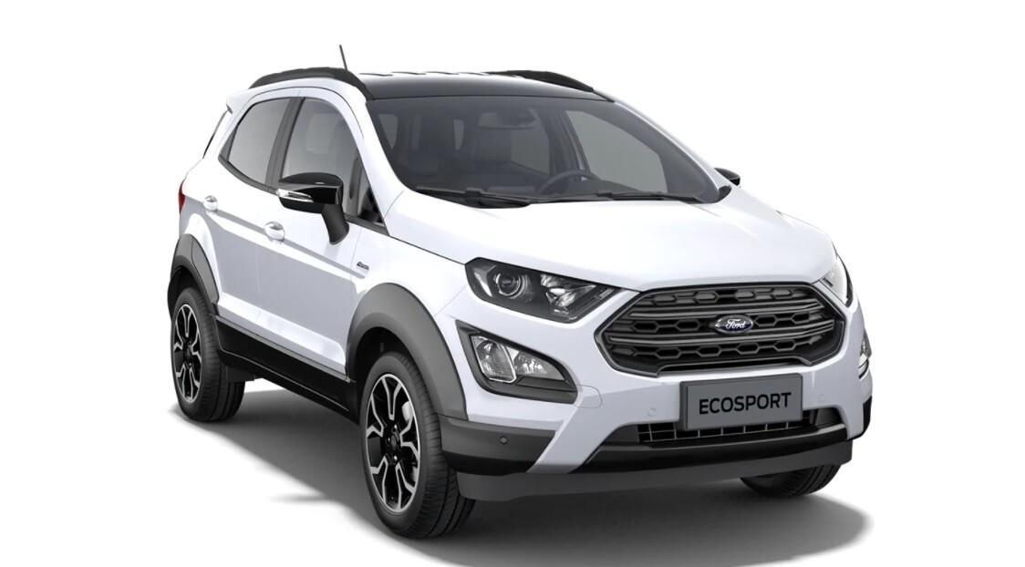 Foto de Ford EcoSport Active 2021 (8/18)