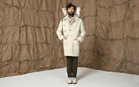 Lookbook de Bellerose Otoño-Invierno 2012/2013. La clave reside en las prendas de abrigo