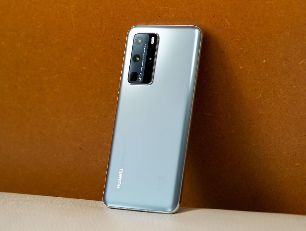 Huawei P40 Pro, an