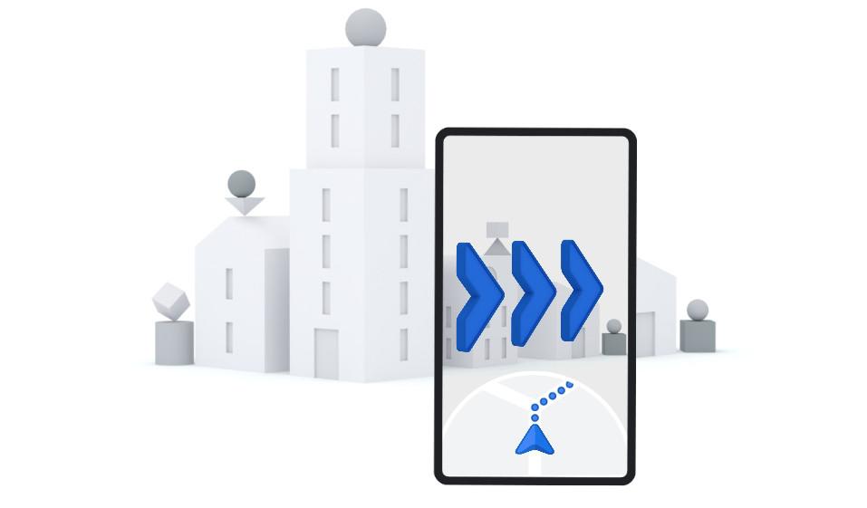 La Realidad Aumentada llega a Google™ Maps: la hemos probado
