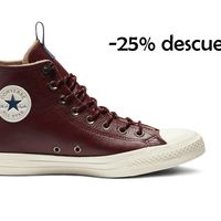 25% de descuento extra en Converse en decenas de zapatillas ya rebajadas hasta un 50%