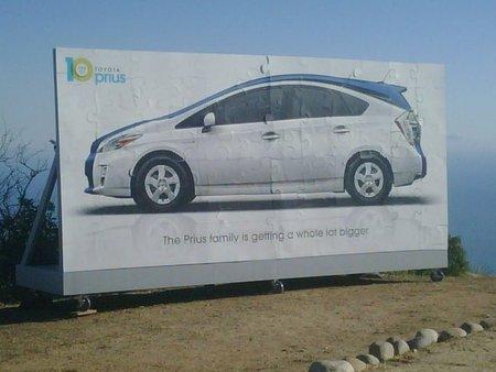 Teaser oficial: Toyota Prius monovolumen