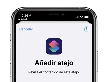 Los enlaces de iCloud para compartir atajos ya vuelven a funcionar tras el extraño error de ayer [Actualizado]