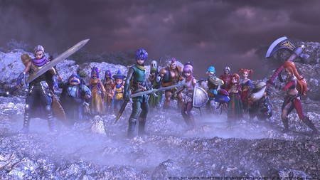 Dragon Quest Heroes II: musou al estilo Toriyama en 15 minutos de gameplay