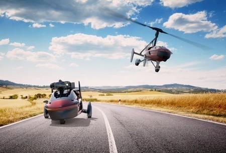 El coche volador está aquí: PAL-V quiere ser el primer vehículo comercial con permiso para volar y circular