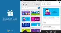Ahora puedes regalar aplicaciones, música y juegos con las Digital Gift Cards de Microsoft