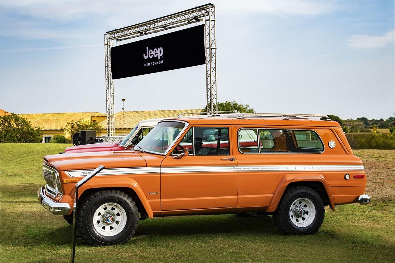 Foto de Jeep Cherokee 44 años (1/11)