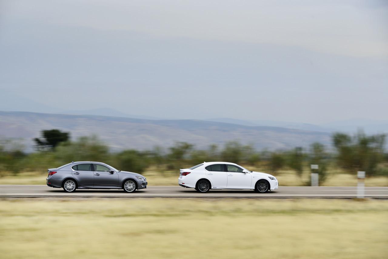 Foto de Lexus GS 300h (1/153)