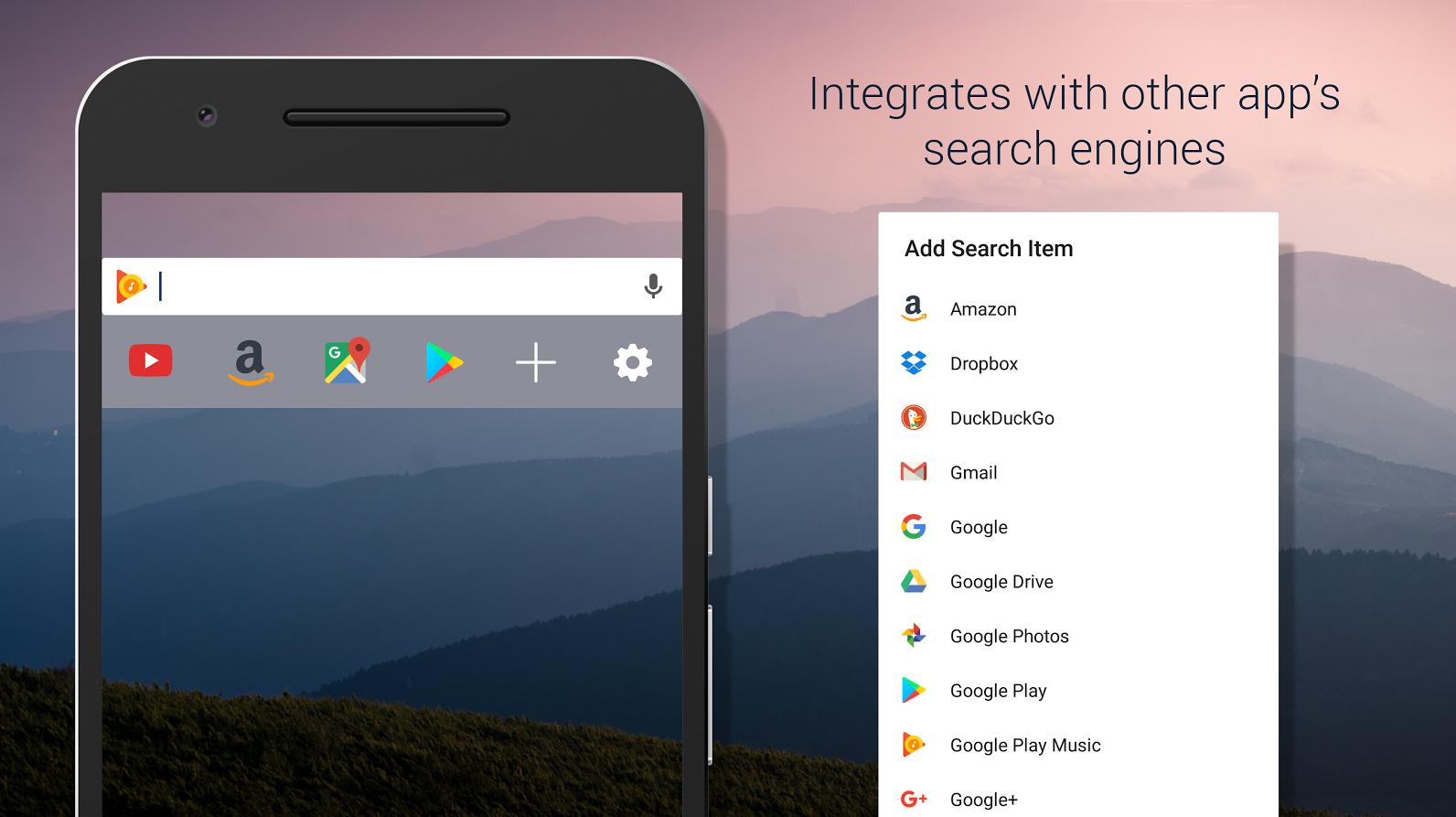 Android con este widget tendr s un buscador todo en uno for Widget tiempo android