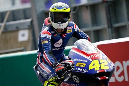 Marcos Ramirez Moto2 2020