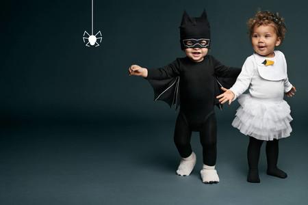 Los bebés también disfrutan de Halloween: siete looks absolutamente comestibles