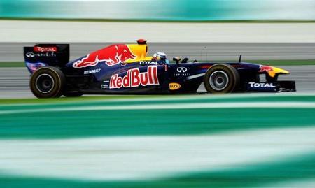 GP de Malasia F1 2011: Sebastian Vettel tiene otra carrera tranquila