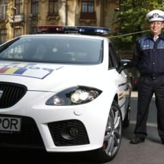 Foto 1 de 5 de la galería seat-leon-cupra-para-la-policia-rumana en Motorpasión