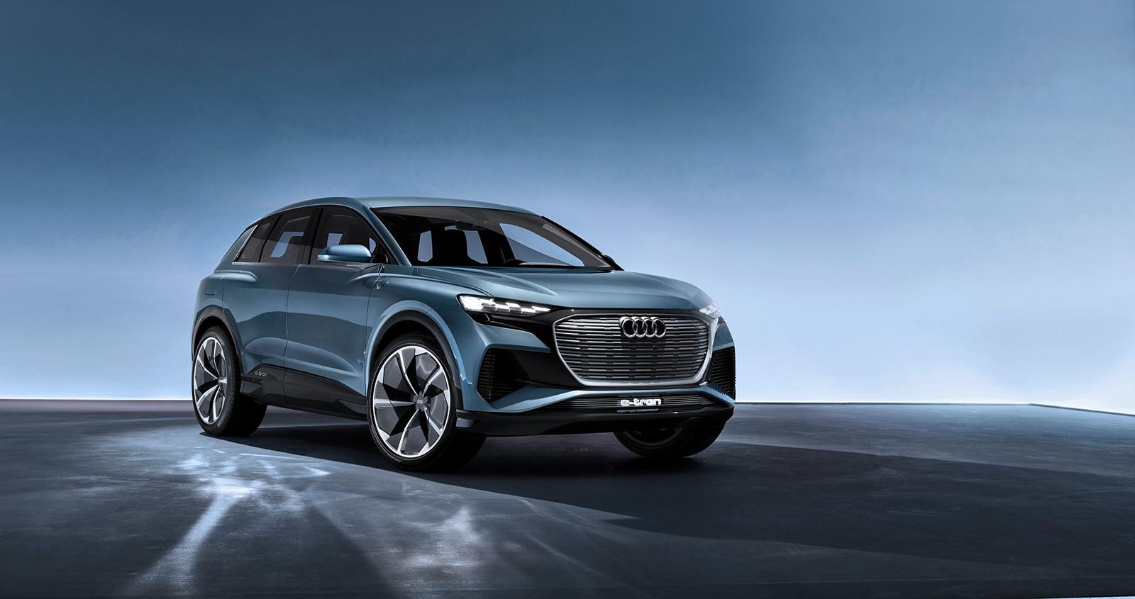 Foto de Audi Q4 e-tron concept (2/19)