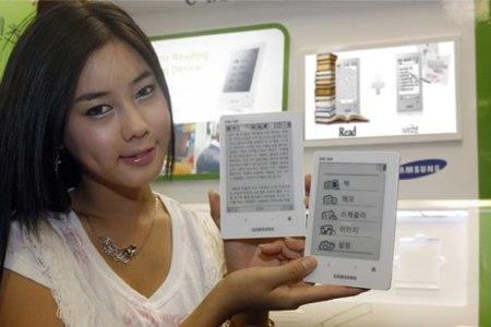 Samsung SNE-50K, su primer libro electrónico