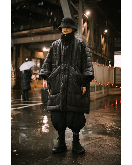Best Street Style Snapshots Amazon Fashion Week Tokyo Fall Winter 2018 09