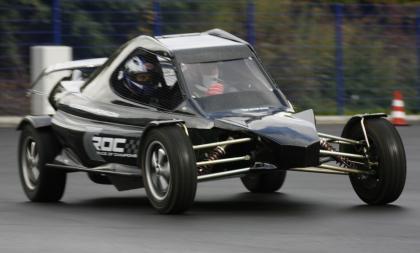Nuevos coches para la Race of Champions