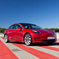 El Tesla Model 3 fue la berlina premium del segmento D más vendida en Europa en 2019