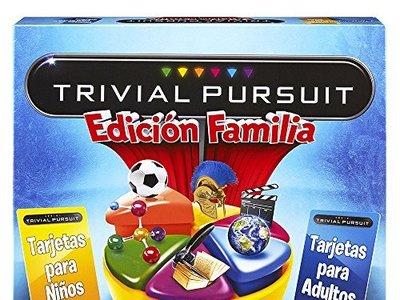 Bajada de precio de 26,40 euros a sólo 19,99 euros en el juego de mesa Trivial para toda la familia