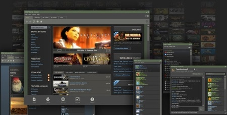 Steam empieza a distribuir mods