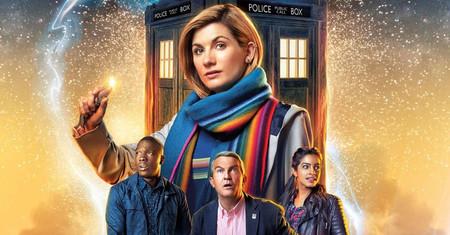 'Doctor Who': tráiler del especial de Año Nuevo con el que la serie se despide hasta 2020