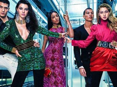 Lo estabas esperando: todas las imágenes de la campaña Balmain for H&M